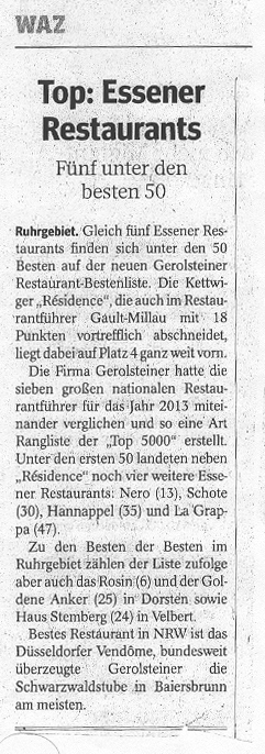 WAZ Artikel Stemberg