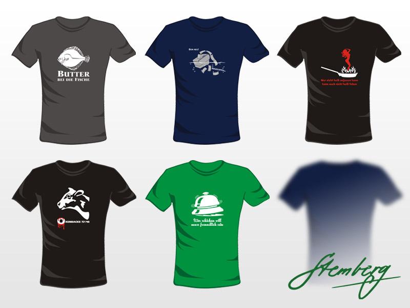 Stembergs T-Shirts